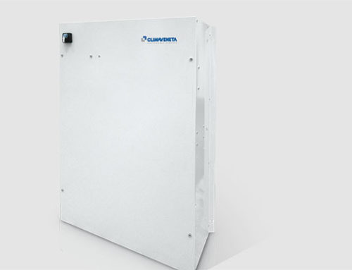 Free cooling unit voor de telecom toepassing