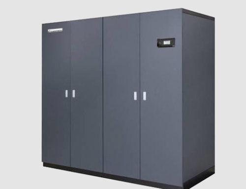 I-AV-DX-DF U/O Direct Expansie Luchtgekoeld Dual Fluid unit