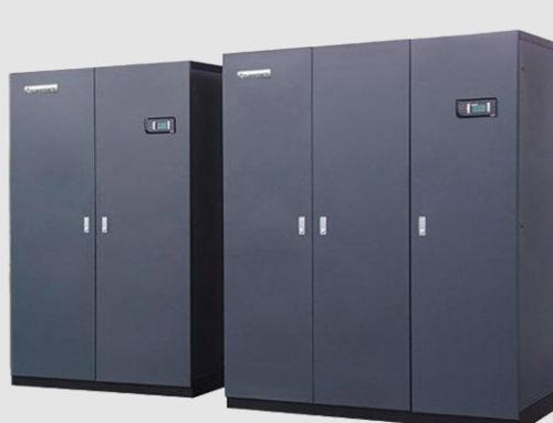 I-AV-DX U/O Direct Expansie Luchtgekoeld unit
