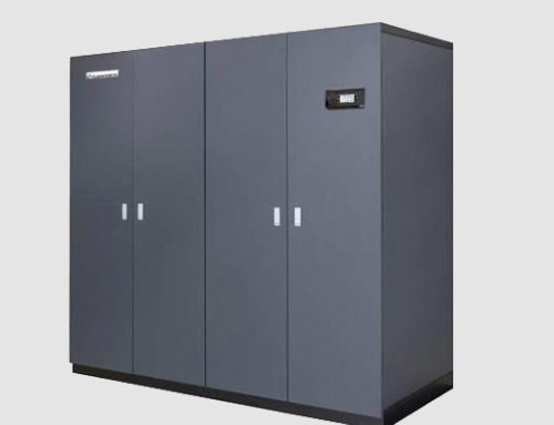 T-AV-DW-DF U/O Direct Expansie Watergekoeld Dual Fluid unit