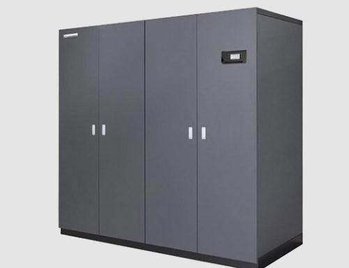 T-AV-DX U/O Direct Expansie Luchtgekoeld unit