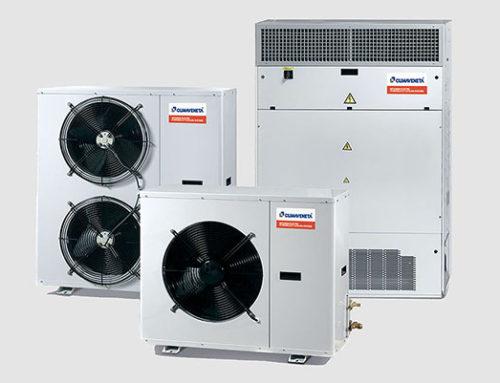 i-HCAT Split airconditioner voor de telecomtoepassing met inverter