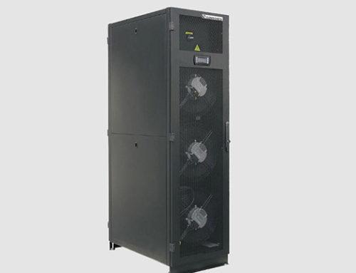 CRCX-I Luchtgekoeld units voor In-Row toepassing