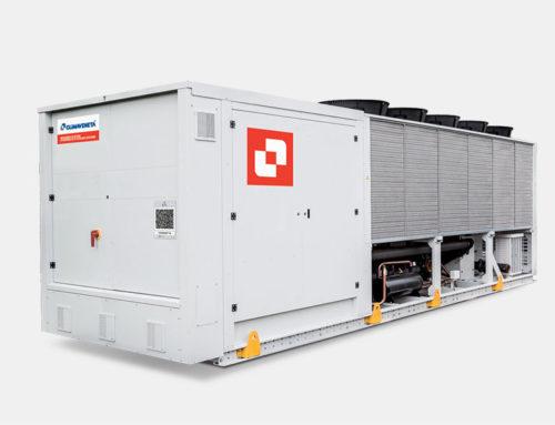 i-FX-Q2-Z Inverter schroef warmtepomp