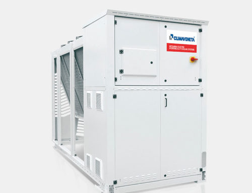 i-NX-Q-Z Inverter scroll warmtepomp